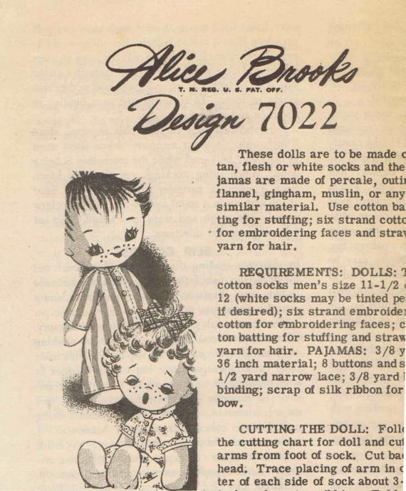 Alice Brooks 7022