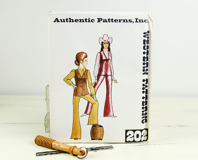 Authentic pattern 202