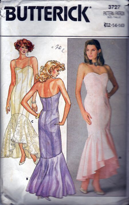 BUTTERICK MAY 0007