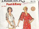 Butterick 5981 A