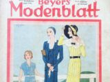 Beyers Modenblatt No. 9 Vol. 10 1931