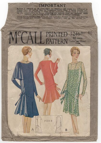 McCall 5246