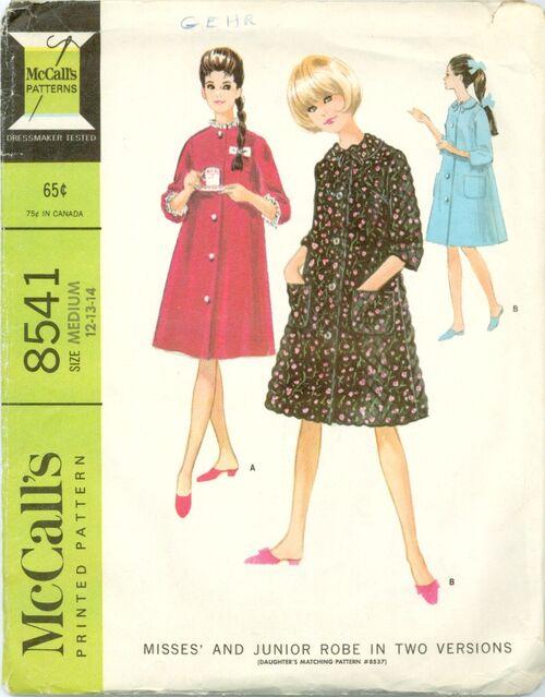 McCalls 8541F