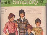 Simplicity 9595