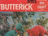 Butterick 455