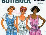 Butterick 5604 B