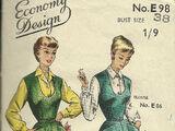 Economy Design E98