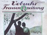 Vobachs Frauenzeitung No. 13 Vol. 35 1932