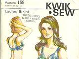 Kwik Sew 158