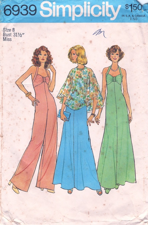 Simplicity 6939 | Vintage Sewing Patterns | FANDOM powered by Wikia