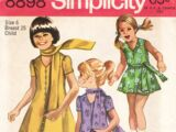 Simplicity 8898
