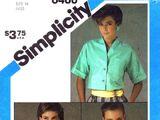 Simplicity 6466 B