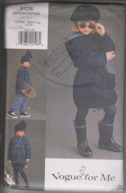 Vogue 9106