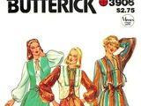 Butterick 3906 A