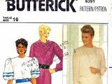 Butterick 6391