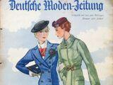 Deutsche Moden-Zeitung No. 10 Vol. 44 1935