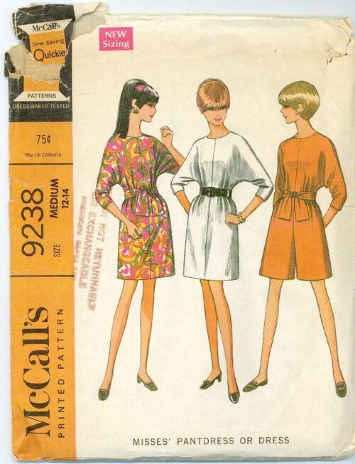 McCalls 9238F