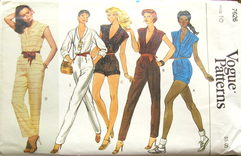 Vogue 7626 | Vintage Sewing Patterns | FANDOM powered by Wikia