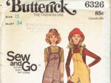 Butterick 6326 B
