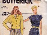 Butterick 4741 B