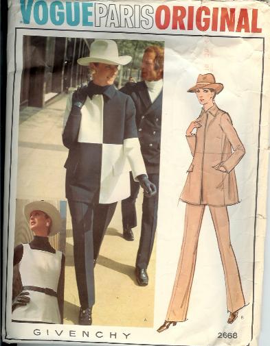 2668V 1960s Givenchy