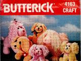 Butterick 4163 B
