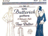 Butterick 3350 C