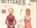 Butterick 4950 A