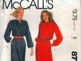 McCall's 8772 A