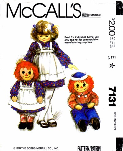 McCall\'s 7131 | Vintage Sewing Patterns | FANDOM powered by Wikia