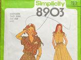 Simplicity 8903
