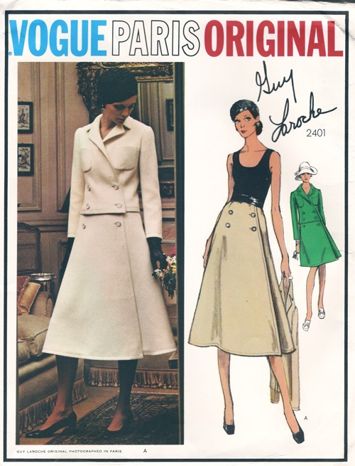 Vogue 2401 | Vintage Sewing Patterns | FANDOM powered by Wikia
