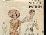 Vogue 6761