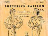 Butterick 5428 B