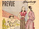 Simplicity Prevue May 1946