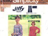 Simplicity 6890 A
