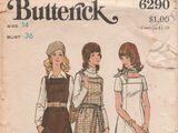 Butterick 6290 C