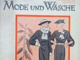 Mode und Wäsche No. 7 1934/35