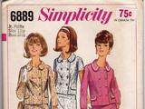 Simplicity 6889