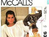 McCall's 9368 A