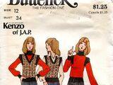 Butterick 6792 B