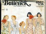 Butterick 4577 B