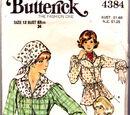 Butterick 4384 B