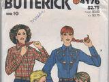 Butterick 4176