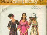 Simplicity 9835