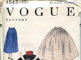 Vogue 1543 A