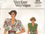 Vogue 9608 A