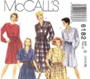 McCall's 6182