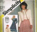 Simplicity 5491