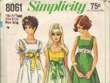 Simplicity 8061